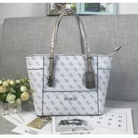 Женская сумка Guess (4424-2) white