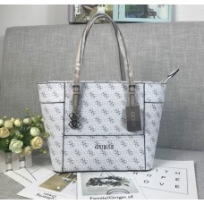 Жіноча сумка Guess (4424-2) white