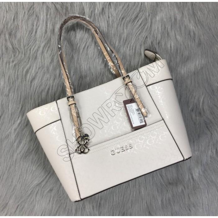 Женская сумка Guess (4424-1) beige