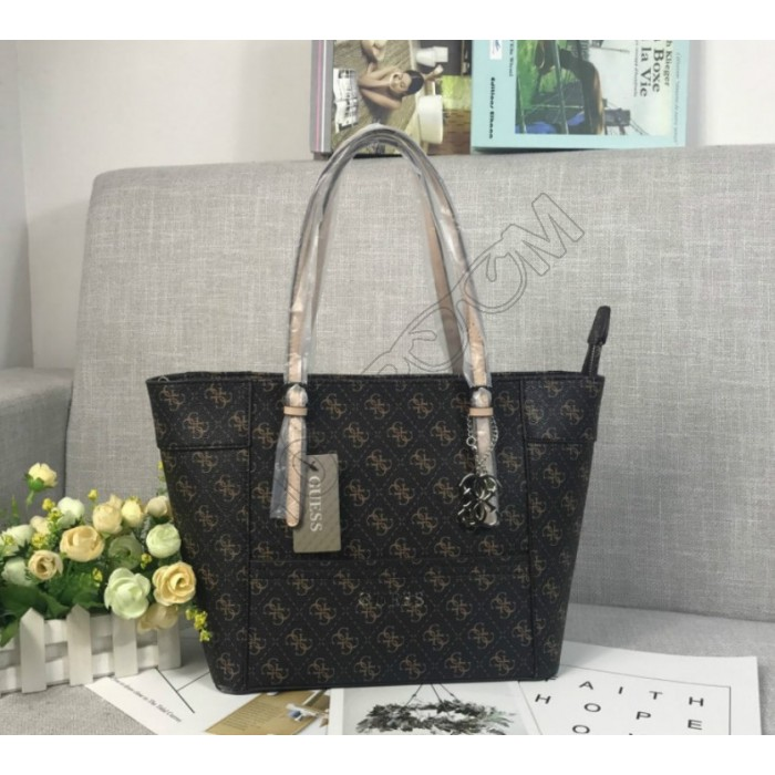 Женская сумка Guess (4424-2) brown