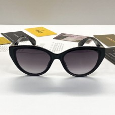 Женские солнцезащитные очки Balenciaga (4449) черные