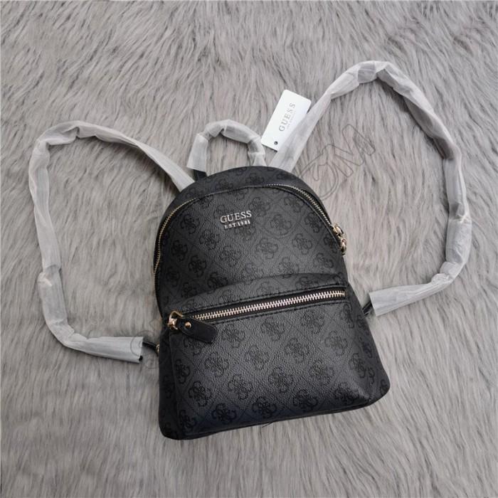 Женский брендовый рюкзак Guess (4557)