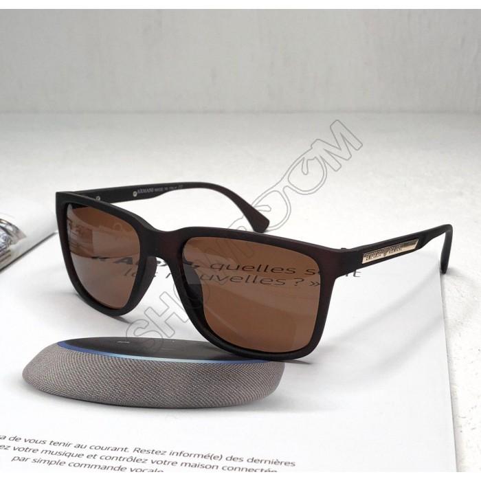 Мужские солнечные очки Armani (4740) brown