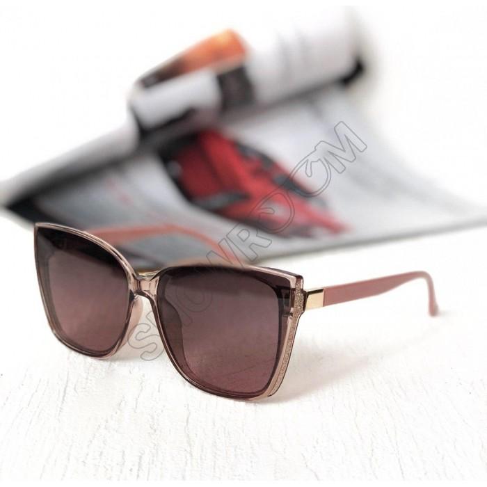 Женские солнечные очки с поляризацией (50050) rose