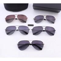 Мужские солнцезащитные очки авиаторы (5009)