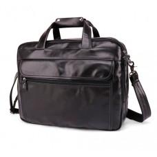 Чоловіча велика містка сумка Leather Collection (5028) шкіряна