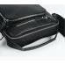 Сумка мужская через плечо Leather Collection (5033) кожаная черная