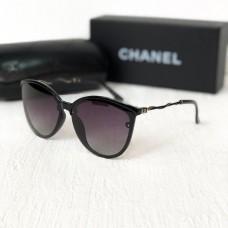 Женские брендовые солнечные очки Ch (5093)