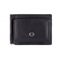 Кожаный зажим для денег Leather Collection (513)