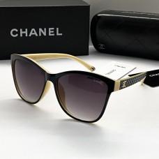 Cолнцезащитные женские очки Ch (5330) beige