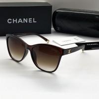 Cолнцезащитные женские очки Ch (5330) brown