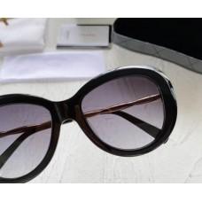 Cолнцезащитные женские очки Ch (5429) black Lux