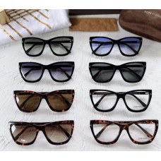 Женские очки от солнца TF (5520) black LUX