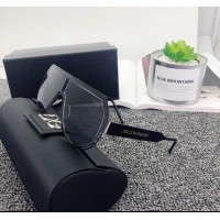 Солнцезащитные женские очки маска (5557)