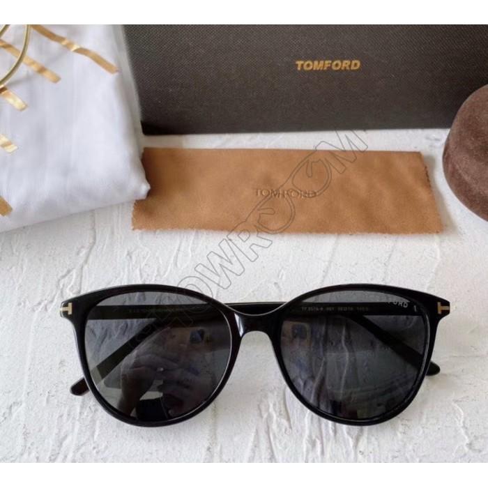 Женские очки от солнца TF (5576) black LUX