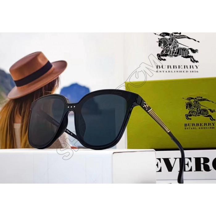 Женские брендовые солнцезащитные очки (9106) black