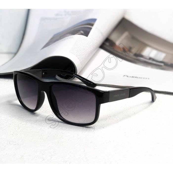 Мужские солнцезащитные очки Armani (5780) black