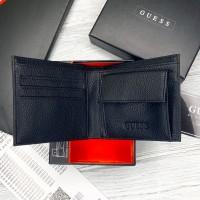 Мужской брендовый кошелек с монетницей Guess (6004)