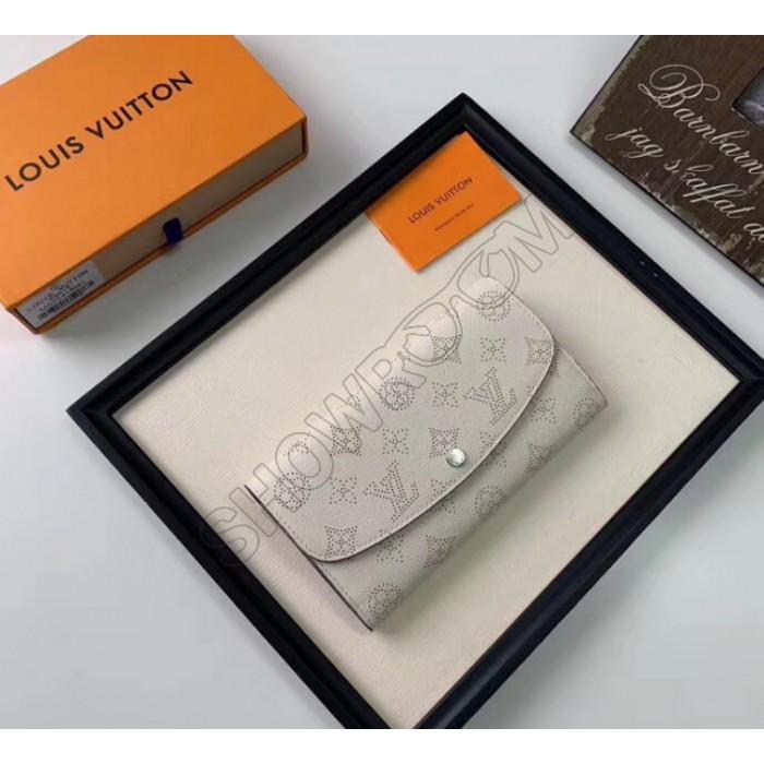 Женский модный кожаный кошелек (60145) white