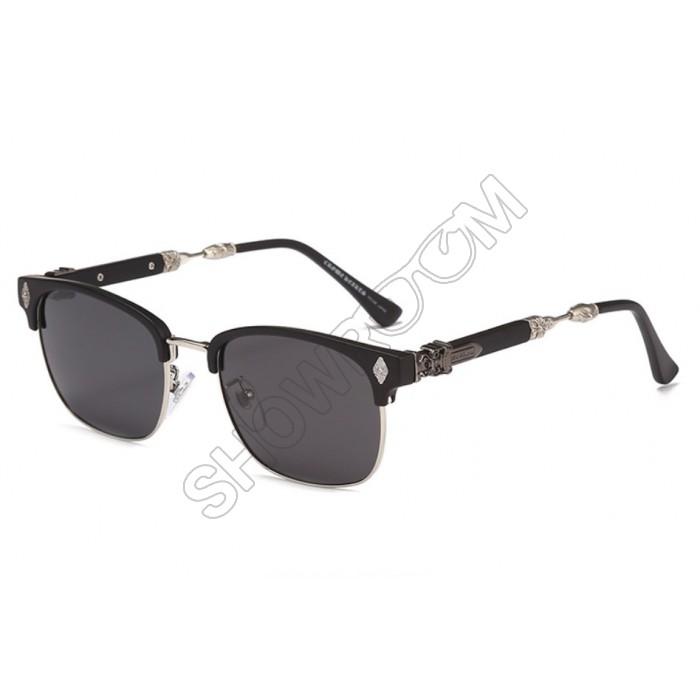 Мужские солнцезащитные очки Chrome Hearts (603)