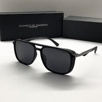 Мужские солнцезащитные очки маска Porsche Desing (6055)