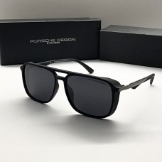 Чоловічі сонцезахисні окуляри маска Porsche Desing (6055)