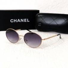 Женские брендовые очки от солнца (60602) grey