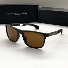 Мужские солнечные очки с поляризацией Porsche Design (6419) brown