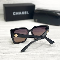 Женские брендовые очки от солнца (6539)