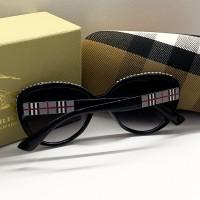 Женские брендовые солнцезащитные очки (66032) black