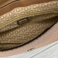 Женская сумка на плечо Guess (6685) brown