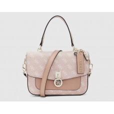 Женская стильная сумка на плечо Guess (6693) rose