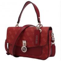 Женская стильная сумка на плечо Guess (6693) red