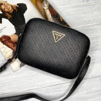 Женская сумочка на плечо Guess (669305) коричневый