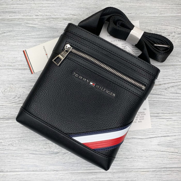 Мужская брендовая сумка через плечо (687)