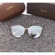 Брендовые женские солнцезащитные очки TF (7297) green