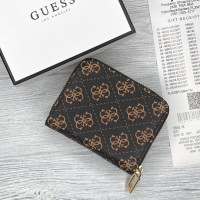 Небольшой женский кошелек Guess (758019) brown small