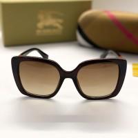 Женские брендовые солнцезащитные очки (7623) brown
