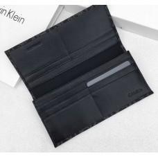 Чоловічий брендовий шкіряний гаманець (79467)