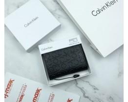 Чоловічий брендовий шкіряний  бумажник (79893)