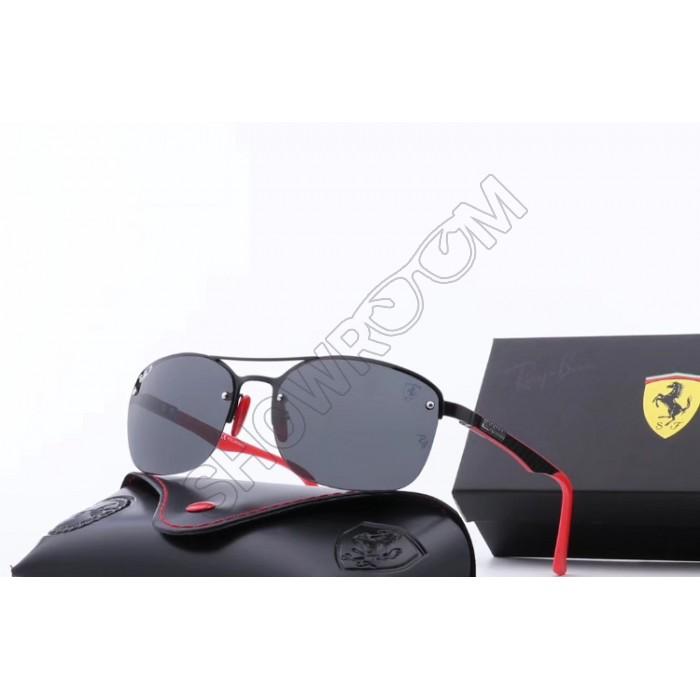 Мужские солнцезащитные очки Ray Ban с поляризацией (3617)