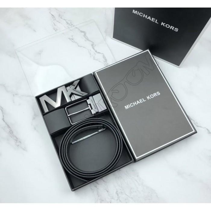 Женский ремень Mk (8002), подарочный набор