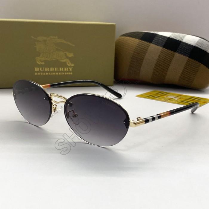 Женские брендовые солнечные очки (820) grey