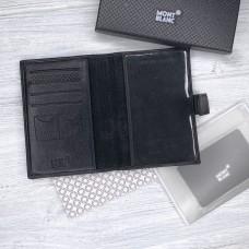 Обложка для паспорта кожаная MB (8204)