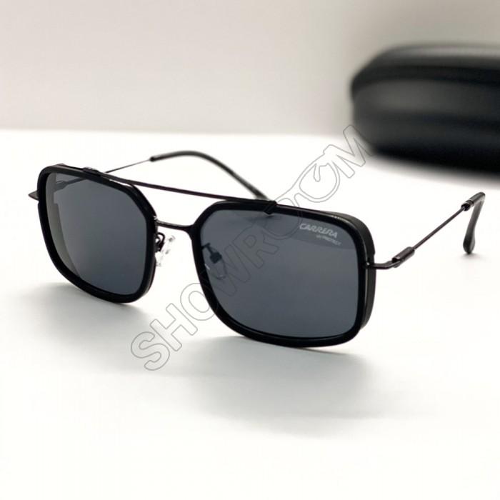 Мужские стильные солнцезащитные очки (861) black