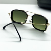 Мужские стильные солнцезащитные очки (861) gold