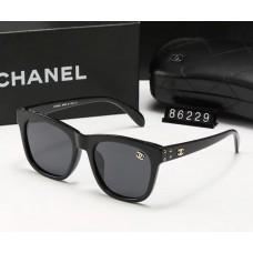 Cолнцезащитные женские очки Ch (86229) black