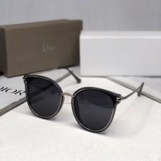 Женские солнцезащитные очки Dior (86278) серые