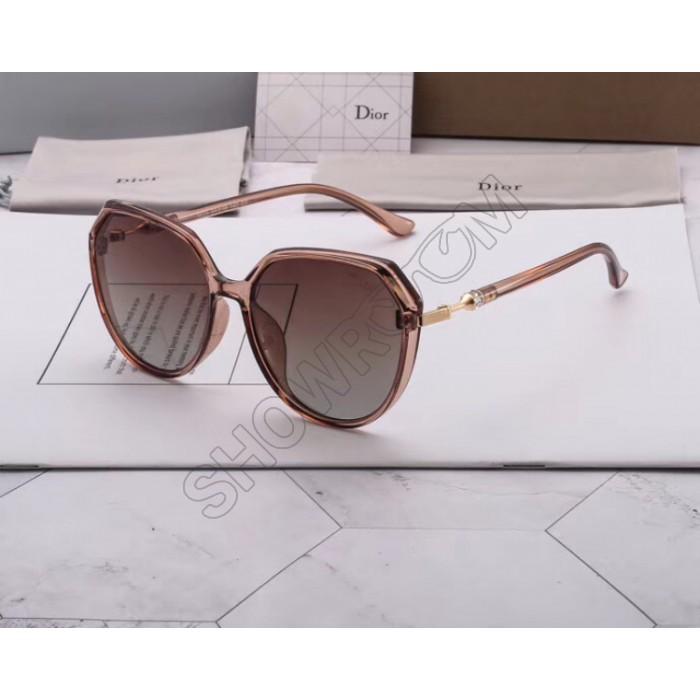 Женские очки от солнца с поляризацией (8825) brown