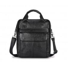 Мужская кожаная сумка Leather Collection (8861)